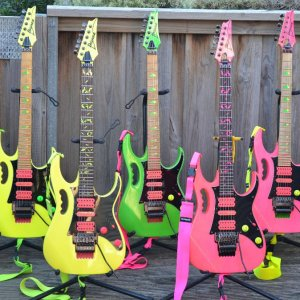 All The Neon 777s