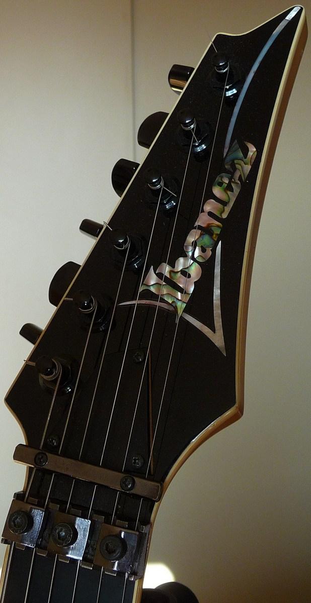 Custom Jem 1991 By Antonio Huamani (peruvian Luthier)