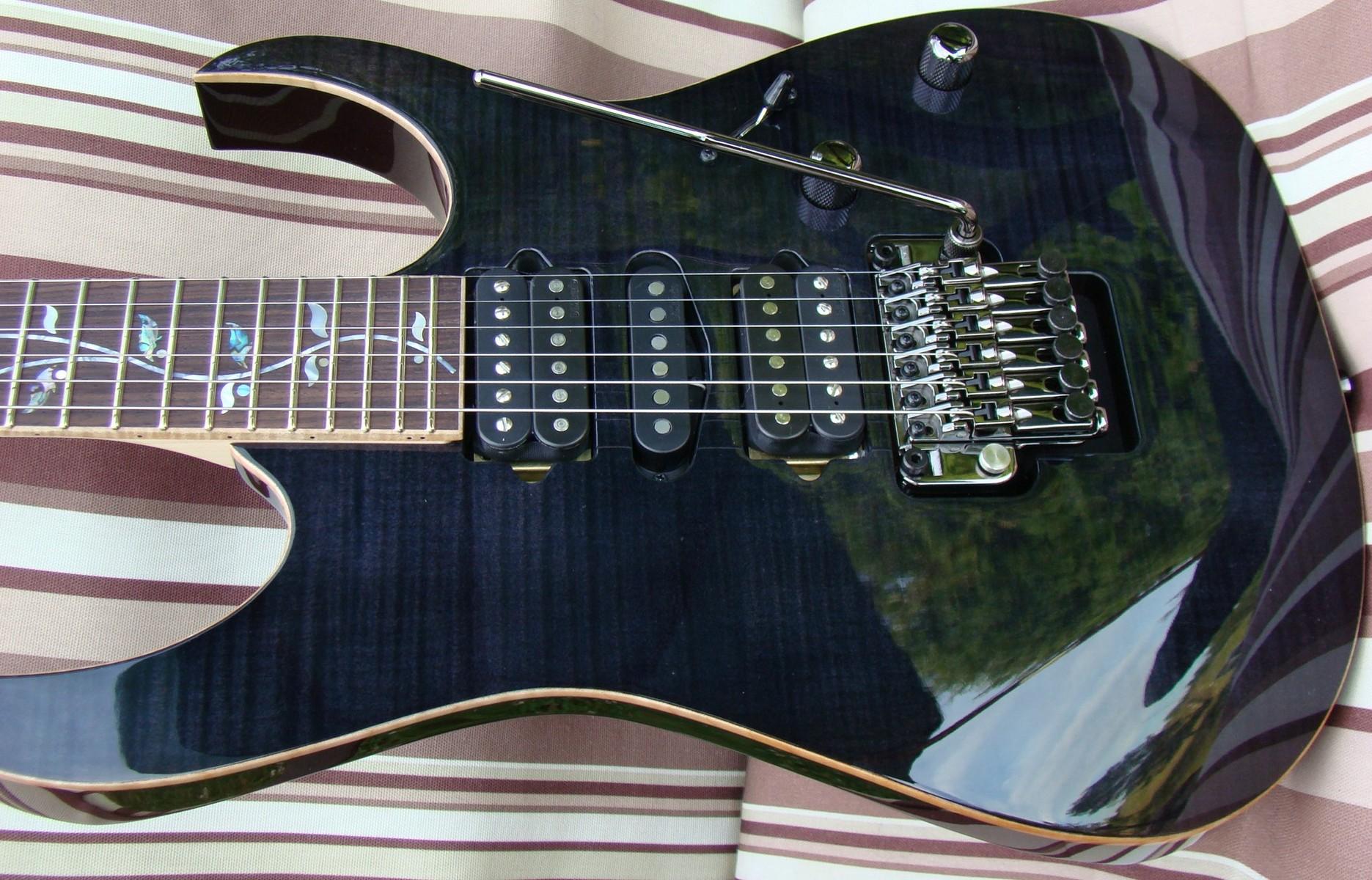 Ibanez J-custom 8570z-bx